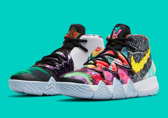 "The Nike ""What The"" Kybrid S2 Is Releasing In Full Family Sizes"
