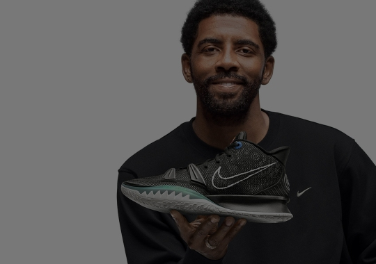 Kyrie Irving's Multifaceted Interests Lead The Way For The Nike Kyrie 7