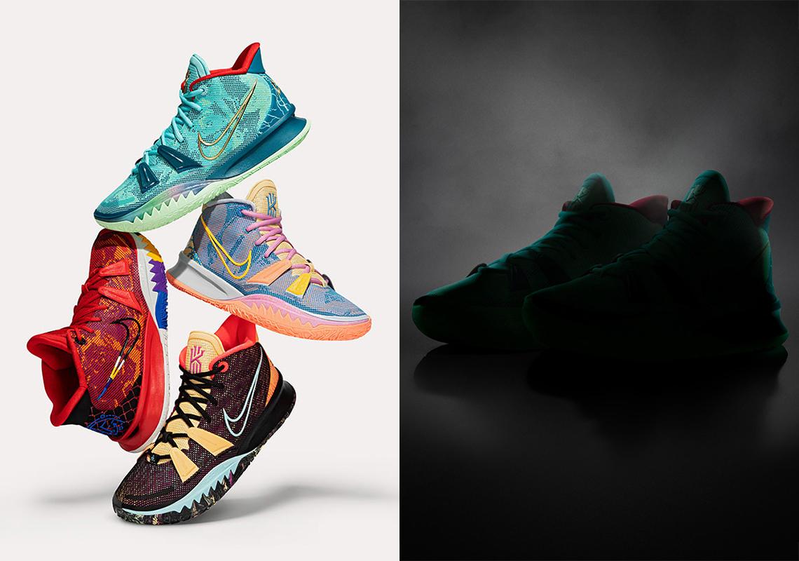 Nike Kyrie 7 Pre-heat Mystery Box
