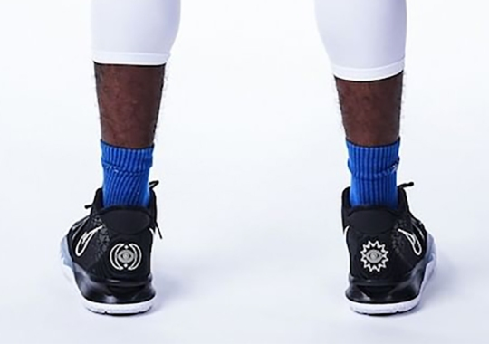 Kyrie Irving Teases The Nike Kyrie 7