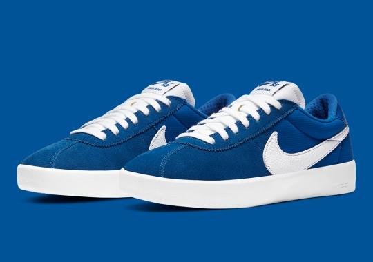 Nike SB Bruin React Gets a Clean Royal Blue