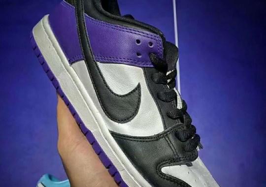 """Nike SB Dunk Low """"Court Purple"""" Releasing In Early 2021"""