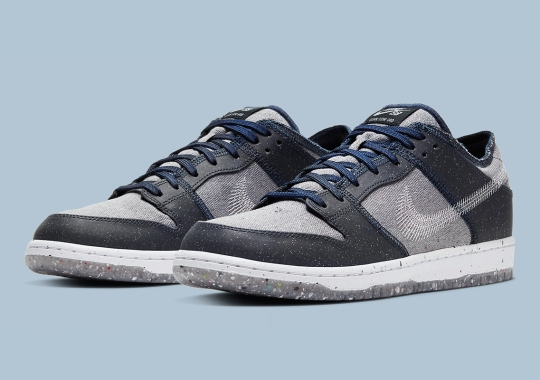 Nike SB Dunk Low Crater Revealed