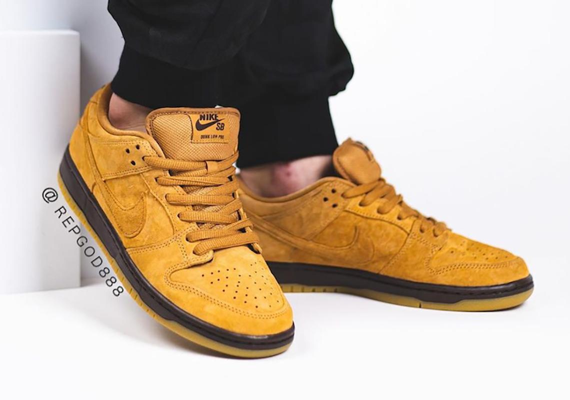 Nike SB Dunk Low Wheat BQ6817-204 - Release Info | SneakerNews.com