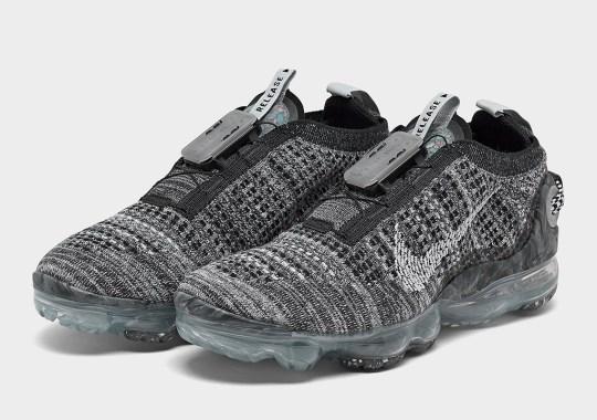 "Nike Vapormax 2020 Flyknit Coming Soon In ""Oreo"""