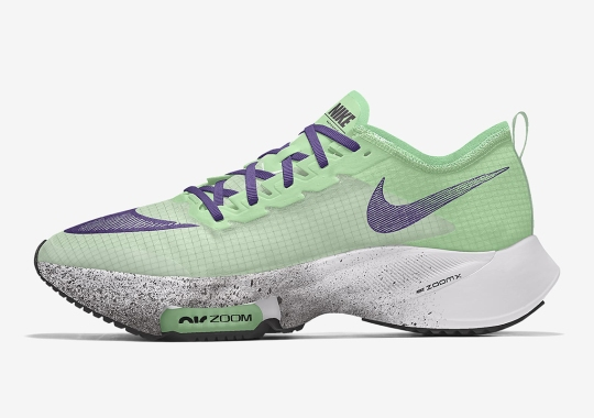 Nike Pairs The Vaporfly NEXT% Upper With Tempo NEXT% Cushioning