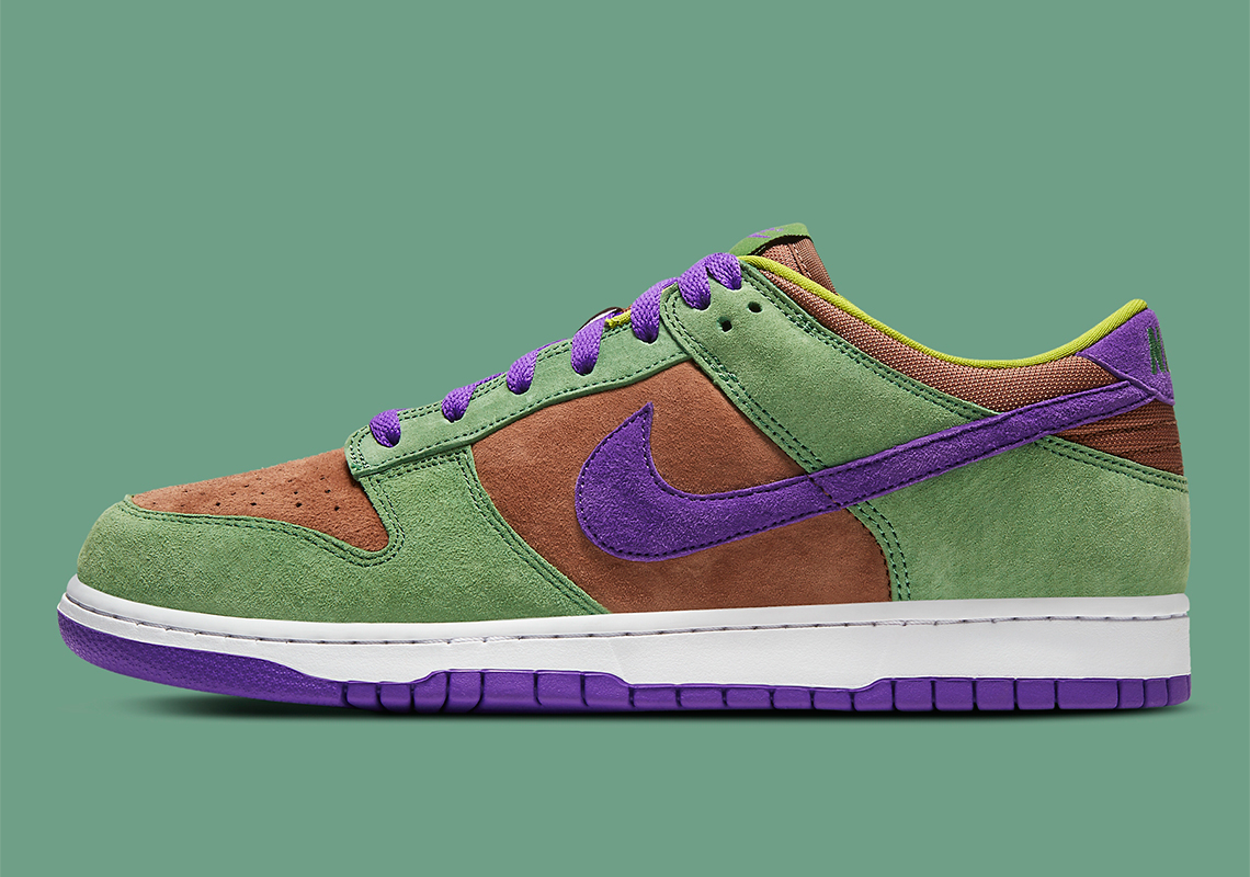 """Official Images Of The Nike Dunk Low """"Veneer"""""""