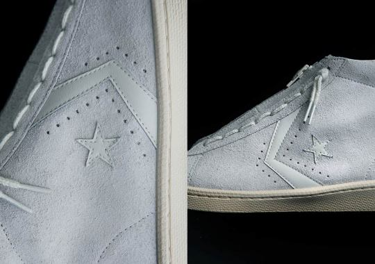 nonnative Reunites With Converse Japan To Drop Two More Zippered Pro Leathers