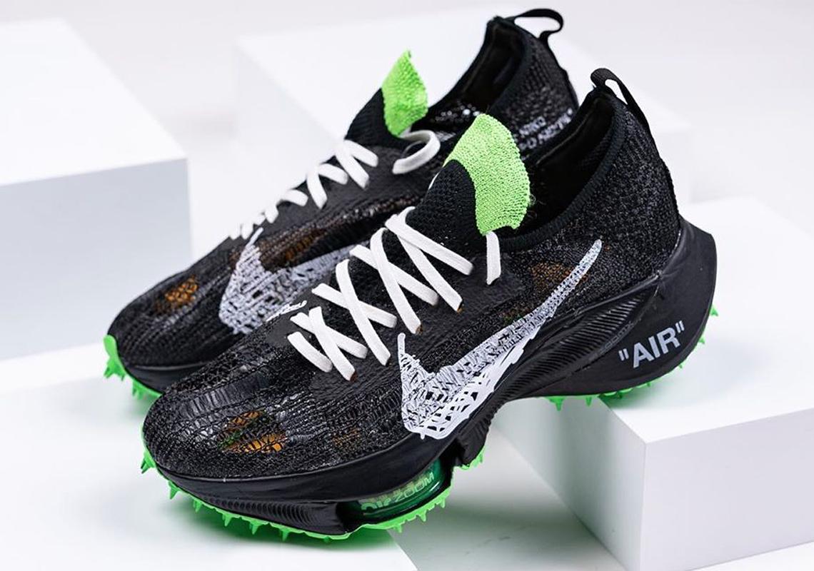 Off-White Nike Zoom Tempo NEXT Black
