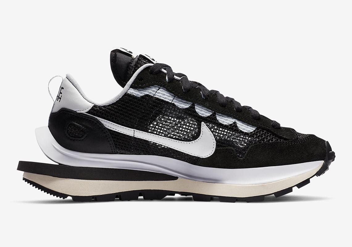 sacai Nike VaporWaffle CV1363-100 CV1363-001 | SneakerNews.com