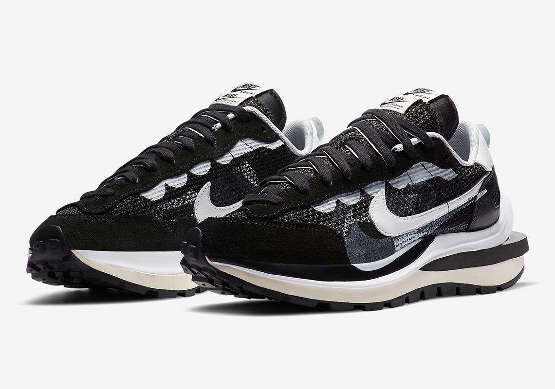 sacai Nike Vaporwaffle CV1363-001