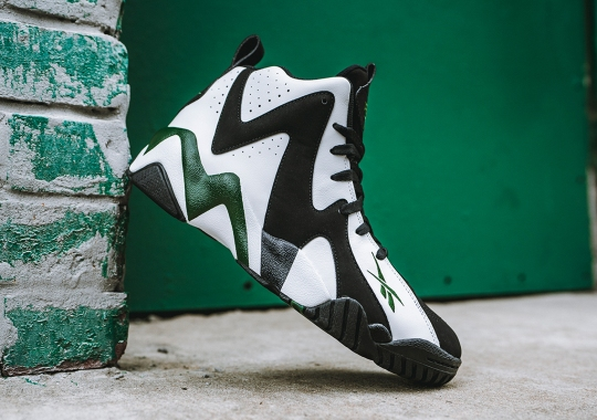 Reebok Honors Shawn Kemp With A Revival Of This OG Kamikaze II Colorway