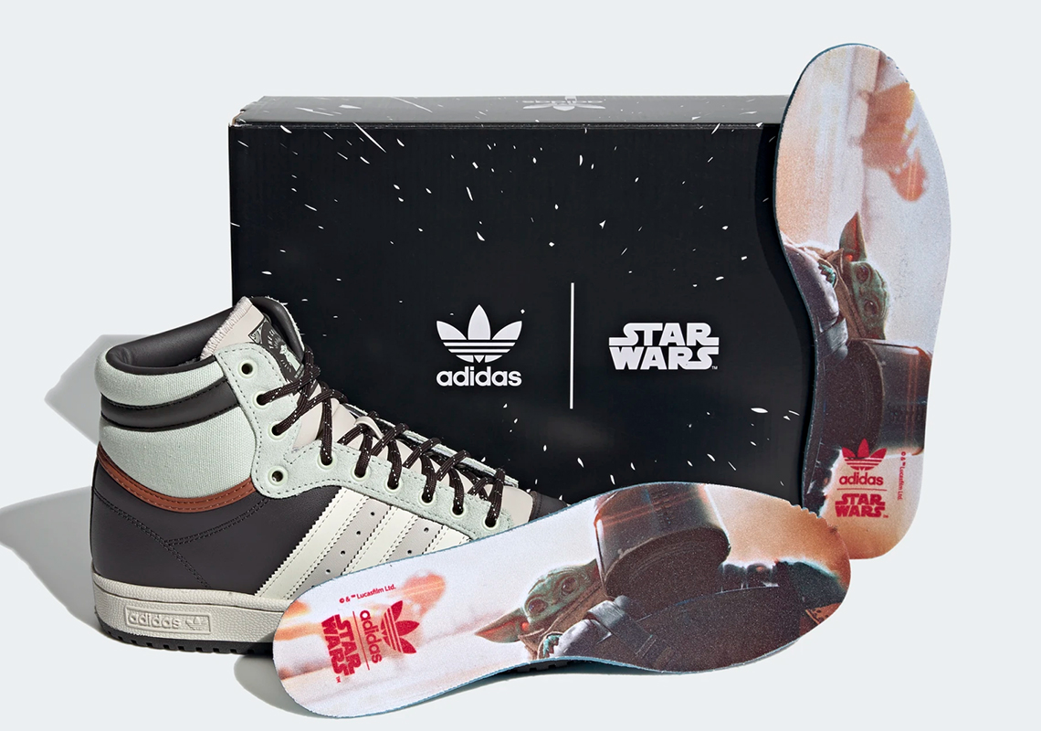 adidas NMD Baby Yoda GZ2758 - Release