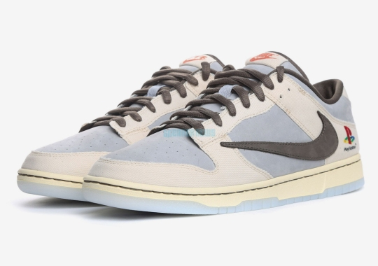 How To Get Travis Scott x PlayStation 5 x Nike Dunk Low