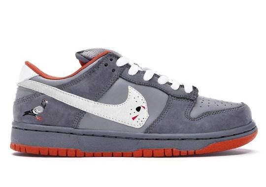 "Nike Sues Warren Lotas For SB Dunk ""Pigeon"" Rip-Offs"