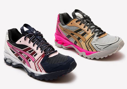 The Upcoming ASICS UB1-S GEL-Kayano 14 To Debut In Two Women's Colorways