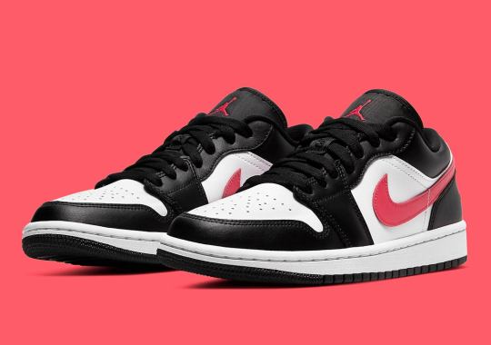 This Air Jordan 1 Low Matches The Siren Red Mids