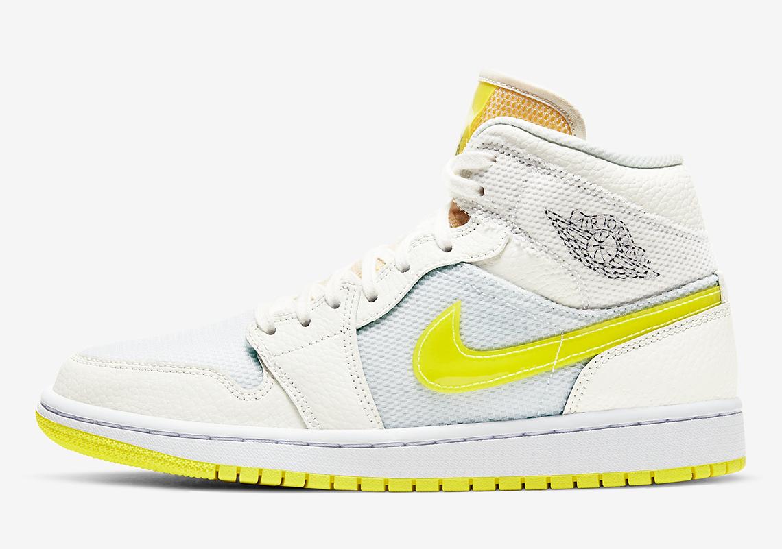 escocés Aspirar monitor  Air Jordan 1 Mid DB2822-107 Release Info | SneakerNews.com