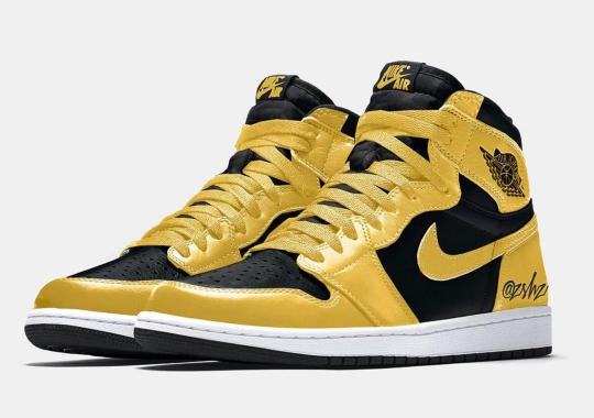 """The Air Jordan 1 Retro High OG """"Pollen"""" Is Scheduled For Fall 2021 Release"""