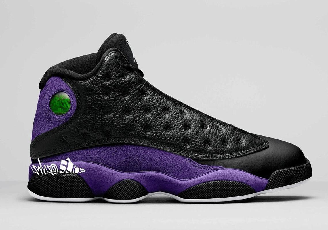 Air Jordan 13 Court Purple DJ5982-015