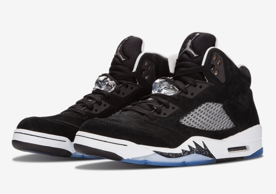 """The Air Jordan 5 """"Oreo"""" Is Rumored To Return Come July 2021"""