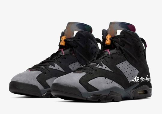 "Air Jordan 6 ""Bordeaux"" Coming September 2021"