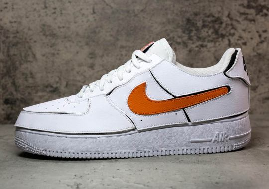 BAIT Japan To Exclusively Release A Nike Air Force 1 Inspired By Mecha Model Kits