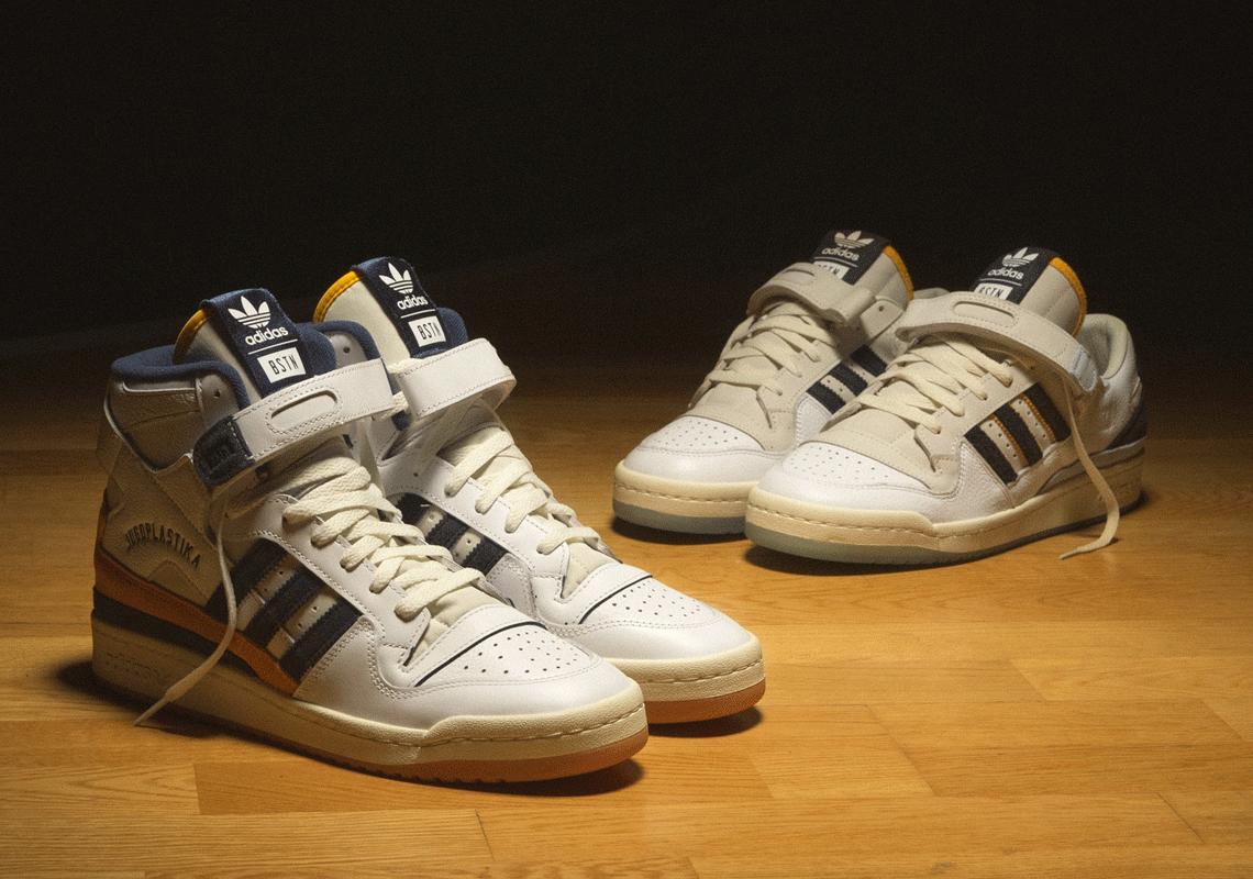 BSTN adidas Forum Ćevape \u0026 Fries Pack