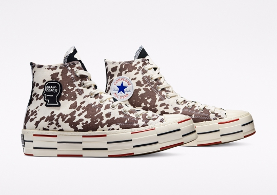 Brain Dead's Next Converse Project Includes Double-Stacked Chuck 70s And A Bosey Boot