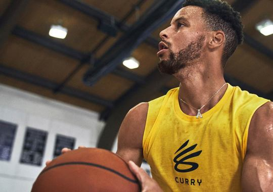 Curry Brand Officially Launches December 1st, Aims To Reach 100K Youth Athletes By 2025