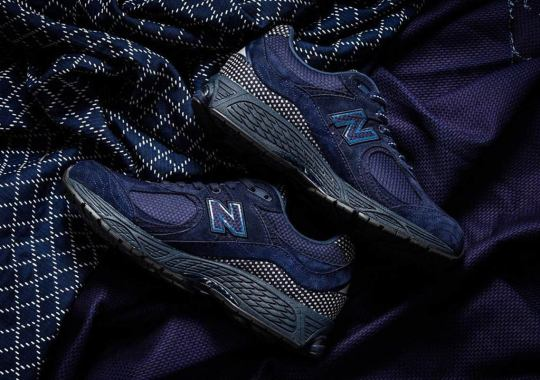 FDMTL And COSTS Store To Deliver China-Exclusive New Balance 2002R Collaboration