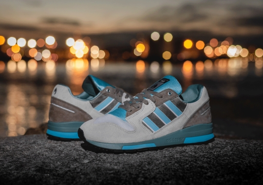 HANON Looks Toward The North Sea For Its adidas Consortium ZX420 Collaboration