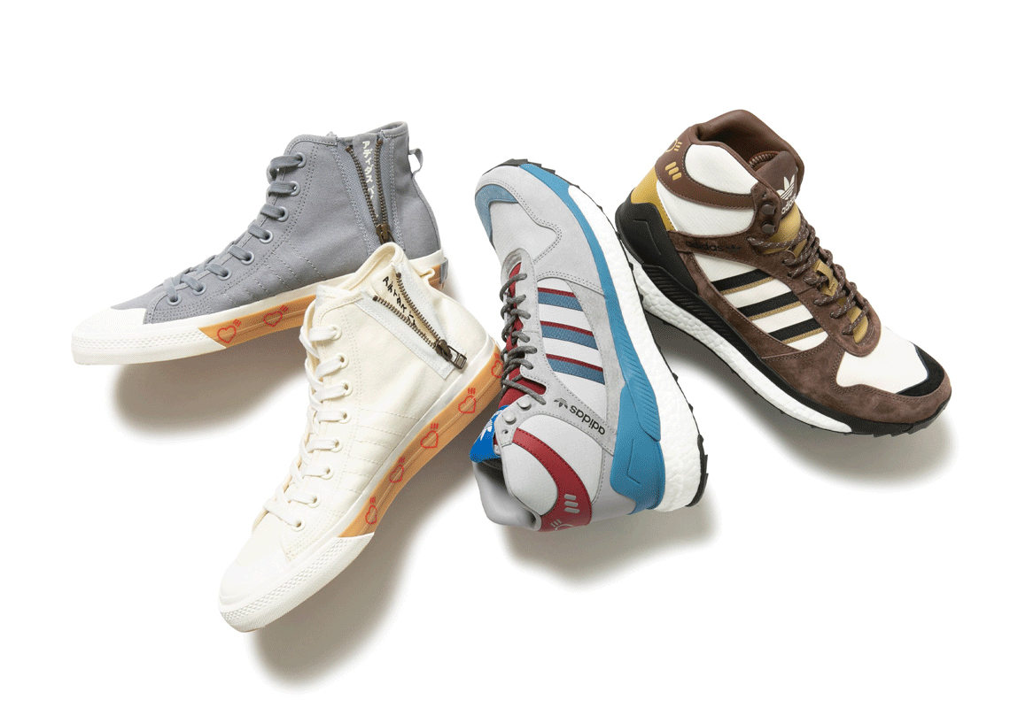 Human Made adidas Originals Winter 2020 Collection | SneakerNews.com