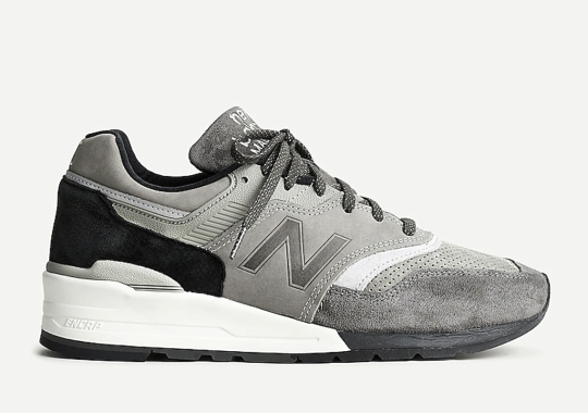 "J.Crew's New Balance 997 ""10th Anniversary"" Is Available Now"