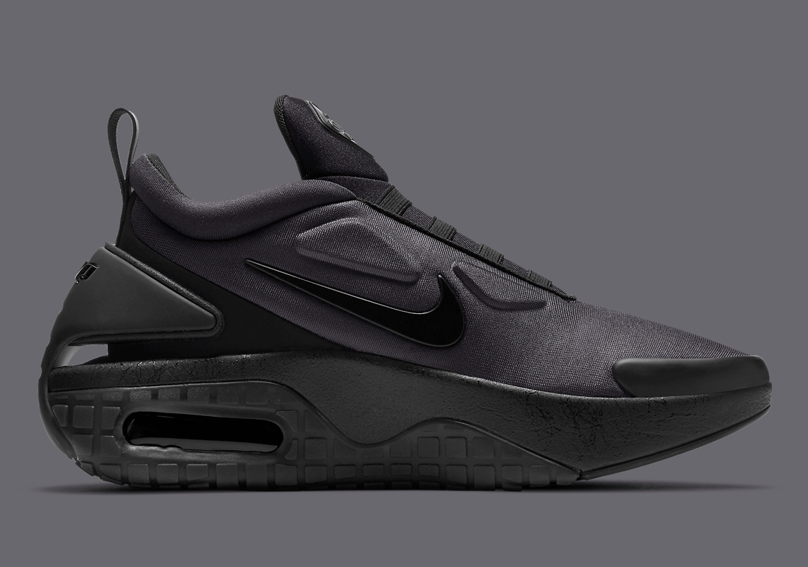Nike Adapt Auto Max Black Cz6799 002 Release Sneakernews Com