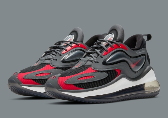 The Nike Air Max Zephyr For Women To Release In Grey And Red