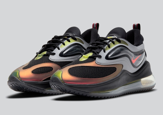 This Nike Air Max Zephyr Loosely References 1999's Air Tuned Max