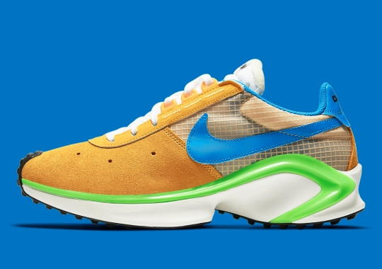 The Nike D/MS/X Waffle Reappears In Brighter Hues Fit For Warmer Months
