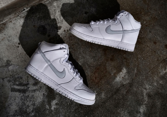 """Where To Buy The Nike Dunk High SP """"Pure Platinum"""""""