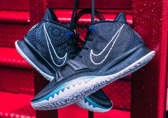 "Where To Buy The Nike Kyrie 7 ""Black/White"""