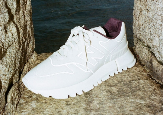 OVERCOAT And New Balance Tokyo Studio Deliver An RC_1300 With Reflective Piping