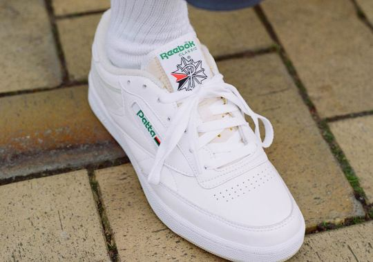 PATTA Adds Pan-African Touches To The Reebok Club C