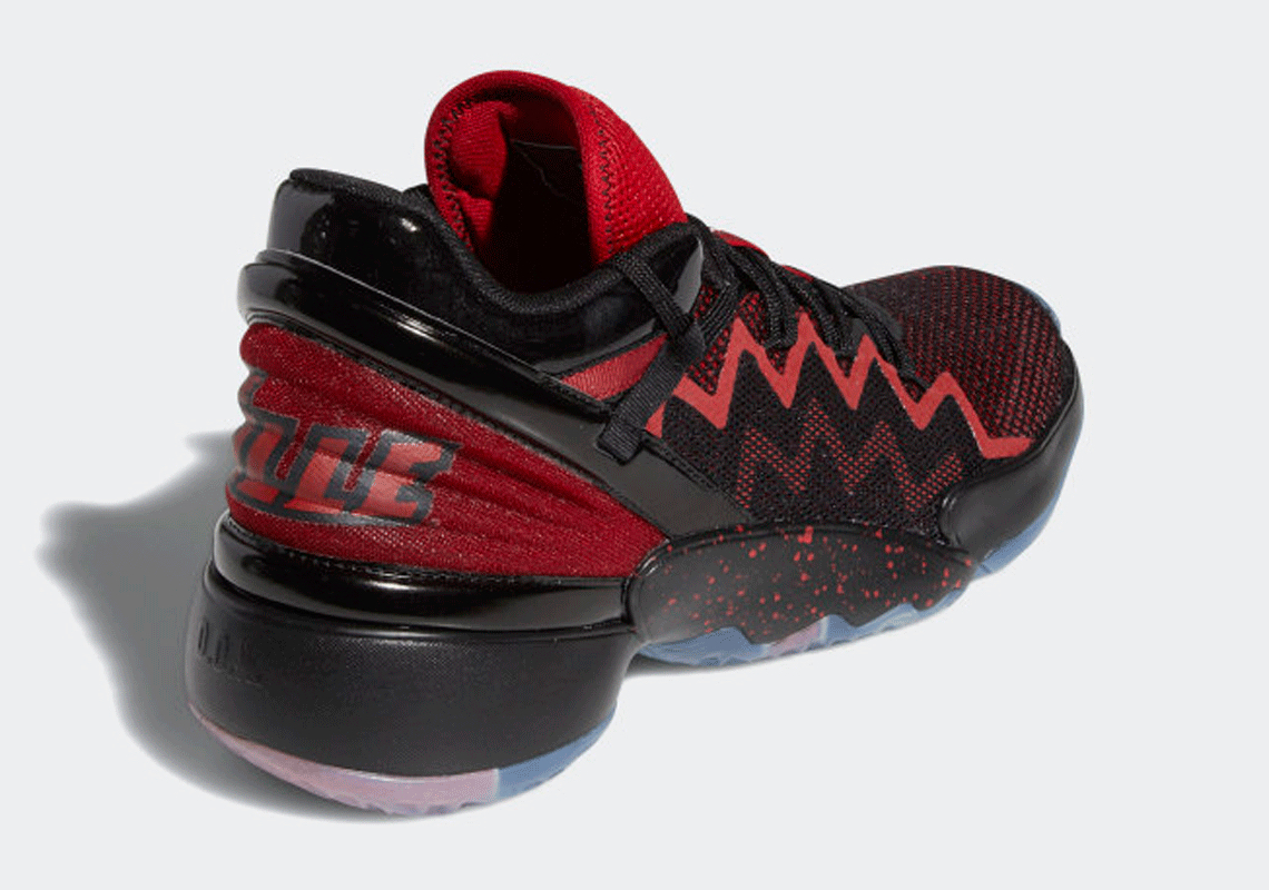 adidas DON Issue 2 NCAA The Ville