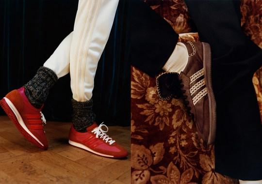 British-Jamaican Designer Grace Wales Bonner Explores 70's Subculture With Inaugural adidas Capsule