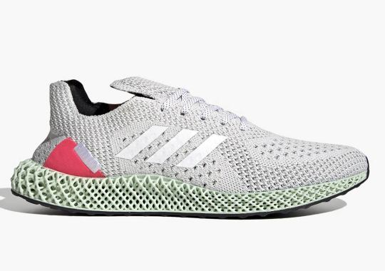 "adidas Energy Concepts To Unleash A 4D Runner ""Super Pink"""