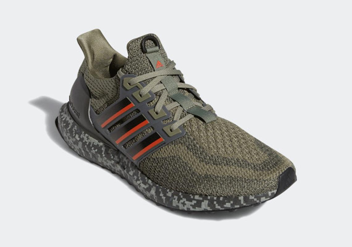adidas Ultra Boost DNA H68067 H68068 Digi Camo | SneakerNews.com