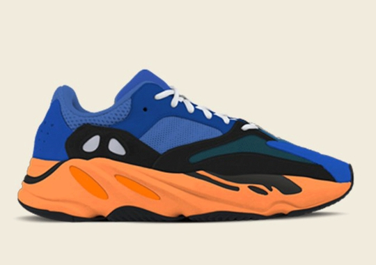 "adidas Yeezy Boost 700 ""Bright Blue"" Confirmed For 2021"