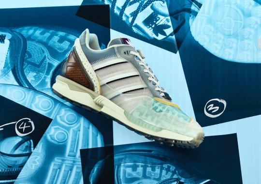 """The adidas A-ZX Series Goes Inside-Out With The ZX 6000 """"XZ 0006"""""""