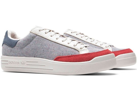 adidas Consortium Delivers The Rod Laver With Canvas And Suede In Tennis-Ready Colors