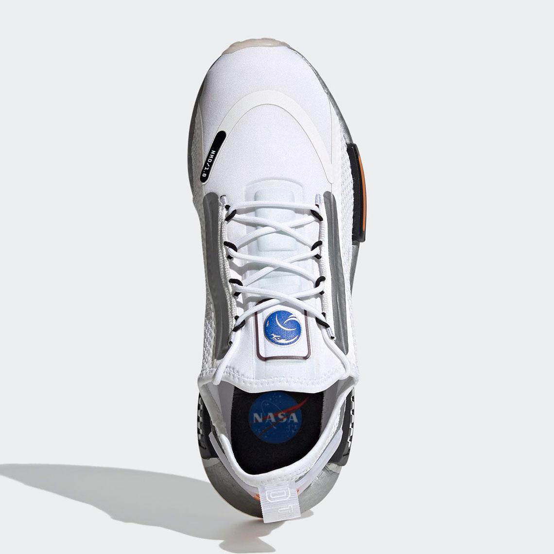 NASA adidas NMD R1 SPECTOO FX6818 FX6819 | SneakerNews.com